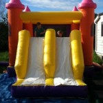 Large Castle/slide combo