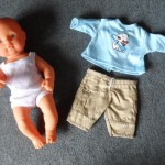 Boy doll with 'boy parts'